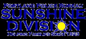 Portland Police Bureau Sunshine Division