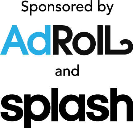 AdRoll and Splash - sponsors of SearchFest 2013 After Party