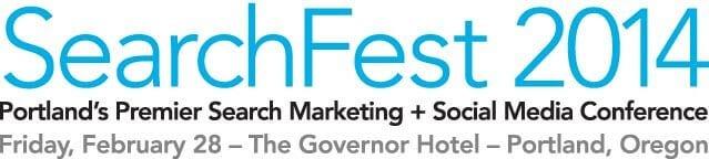 SearchFest 2014 logo