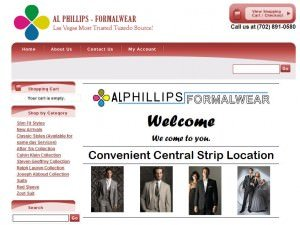 Al Phillips Formalwear