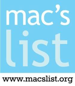 Macs List Logo SearchFest 2014 Agenda photo