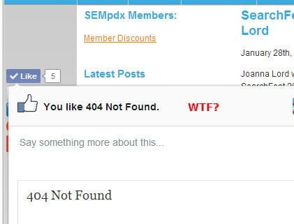 You Like 404 Not Found