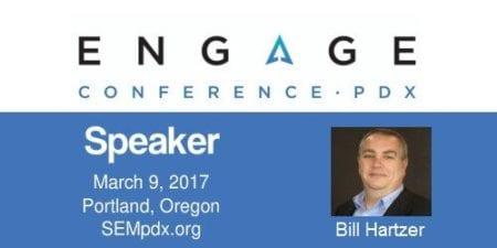 Bill Hartzer - SEMpdx Engage 2017 Speaker