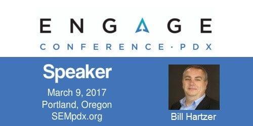 2017 Engage Mini-Interview:  Bill Hartzer