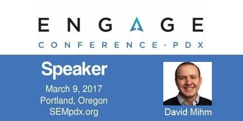 2017 Engage Mini-Interview:  David Mihm