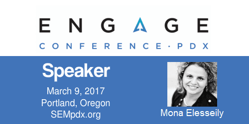 2017 Engage Mini-Interview:  Mona Elesseily