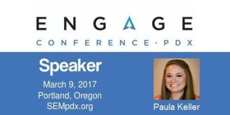 Paula Keller - SEMpdx Engage 2017 Speaker