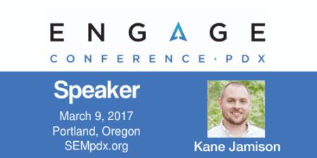 Kane Jamison - Engage Conference Speaker