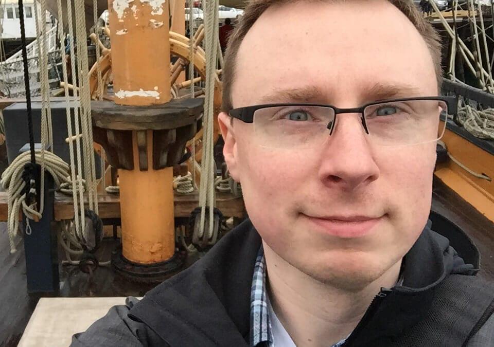 Adam Krumbein – June 2017 Member of the Month