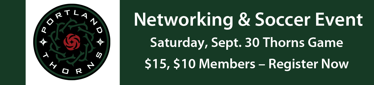 SEMpdx networking event at Portland Thorns game on Sept. 30