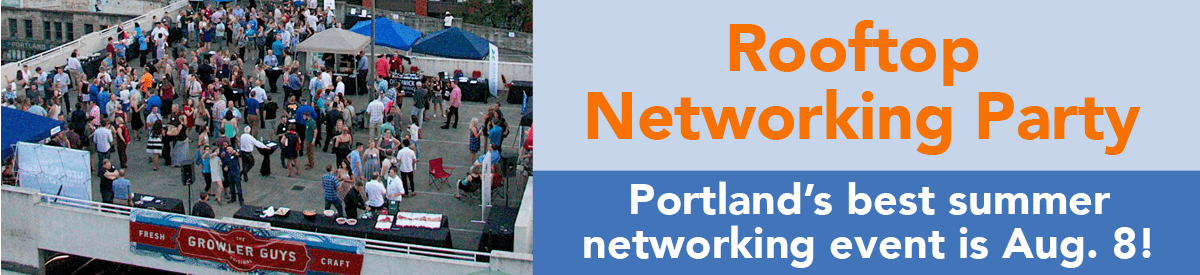 SEMpdx 2017 Rooftop Networking Party