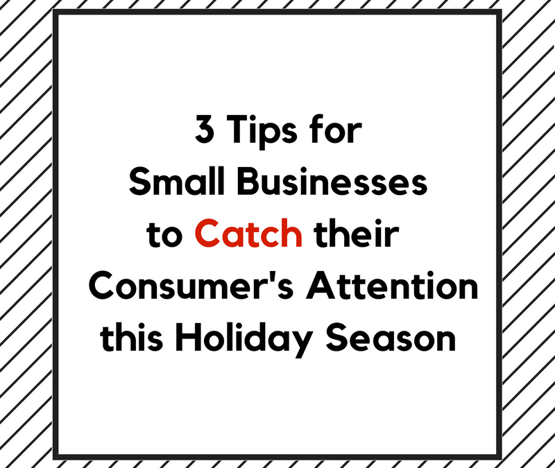 Small Business Holiday Season by Rachel Bills