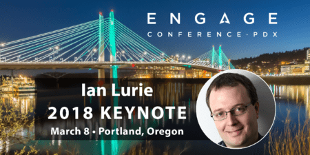 Engage 2018 Keynote Interview:  Ian Lurie