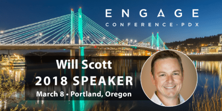 Engage 2018 Mini-Interview:  Will Scott