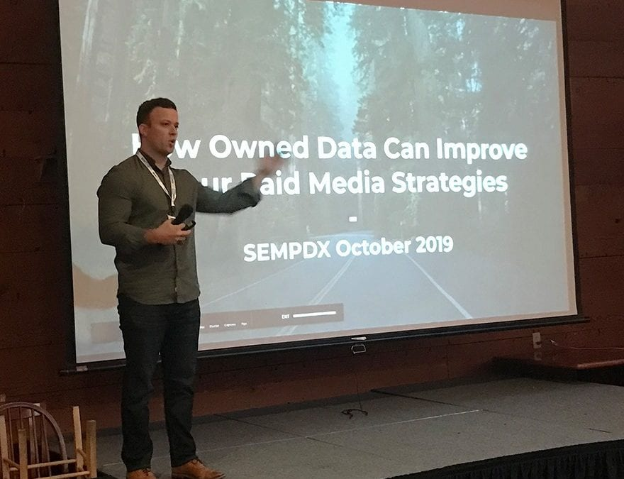 Paid Media Strategies – SEMpdx Event Recap