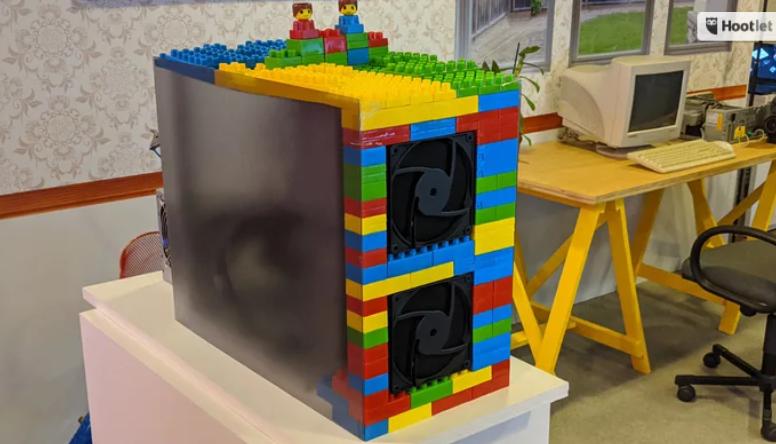 Google Lego Server