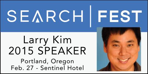 2015 SEMpdx SearchFest Mini-Interview:  Larry Kim