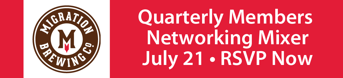 Quarterly Members Mixer - July 21, 2016