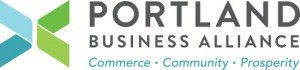 Portland Business Alliance logo 300x70 August 2014   Rooftop Networking Party photo