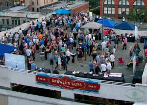 SEMpdx 2015 Rooftop Networking Party