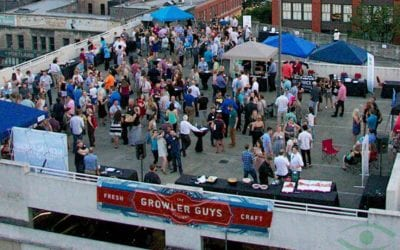 August 8, 2017 – SEMpdx 9th Annual Rooftop Networking Party presented by Upsource