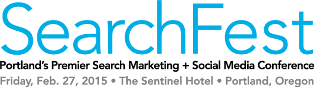 SearchFest 2015 logo A About SearchFest photo