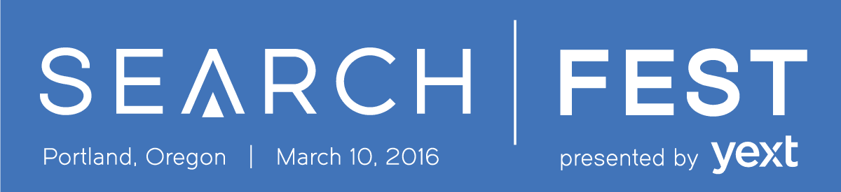 SearchFest 2016