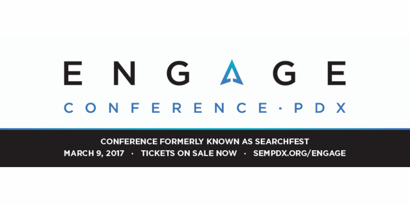 March 2017 – Engage Conference