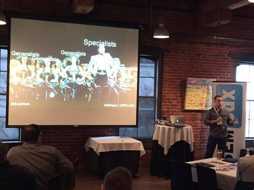 Bridging the Paid/Organic Gap – March SEMpdx Event Recap