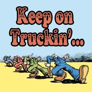 keep-on-truckin-button