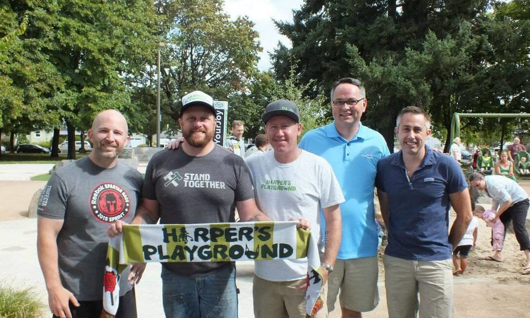 SEMpdx Joins in Celebrating Inclusive Play at Harper's Playground