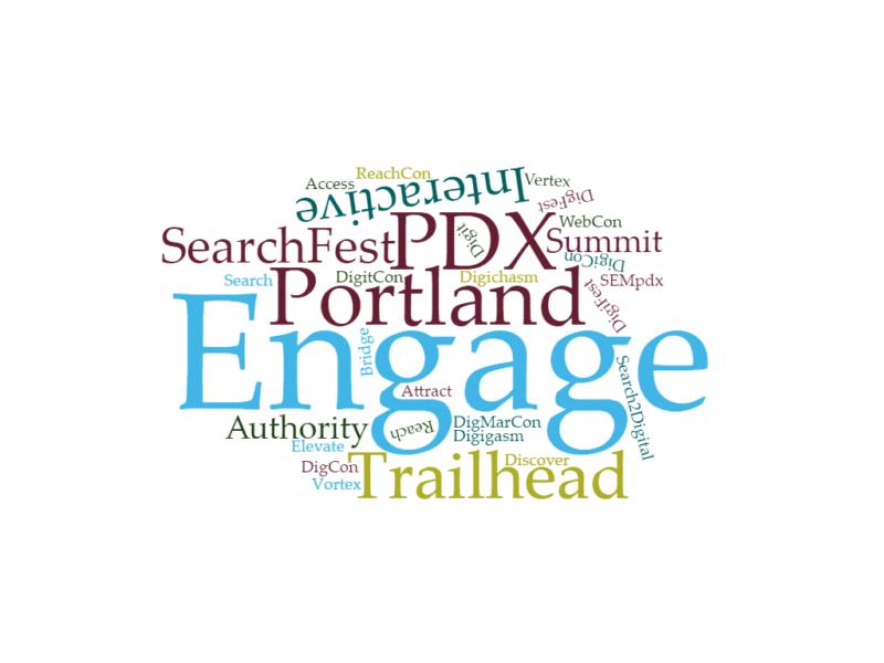 Engage Wordcloud